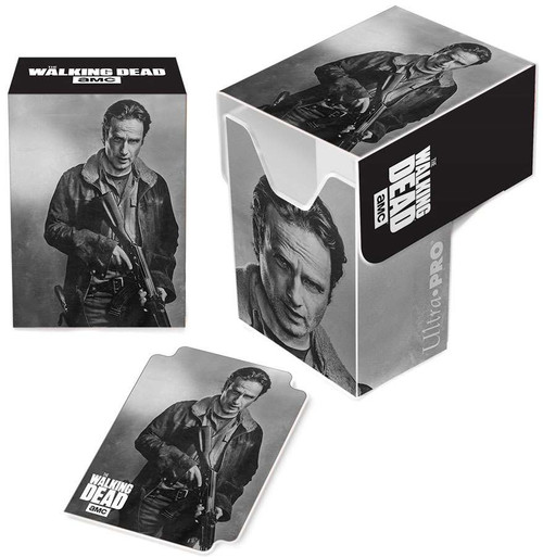 Ultra Pro The Walking Dead Card Supplies Rick Deck Box