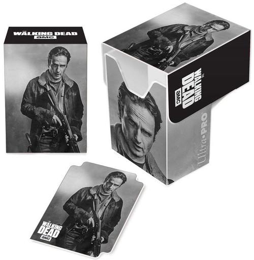 Ultra Pro The Walking Dead Card Supplies Rick Deck Box