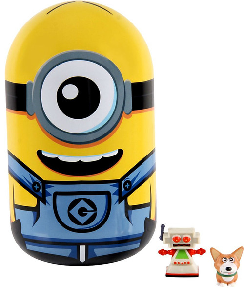 Minions Mineez Series 1 Despicable Me 3 Collector Tin