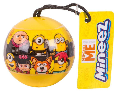 Minions Mineez Series 1 Despicable Me 3 Mystery Capsule Pack