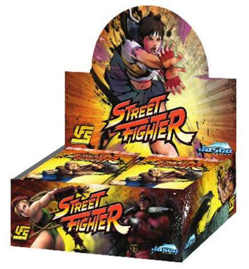 UFS Street Fighter Booster Box [24 Packs]