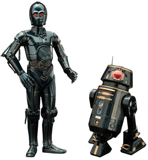 Star Wars ArtFX+ 0-0-0 & BT-1 Exclusive Statue 2-Pack