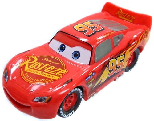 Disney / Pixar Cars Cars 3 Lightning McQueen PVC Car Figure [Loose]