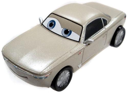 Disney / Pixar Cars Cars 3 Sterling PVC Car Figure [Loose]