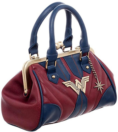 DC Wonder Woman Costume Inspired Handbag Apparel