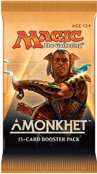 MtG Trading Card Game Amonkhet Booster Pack