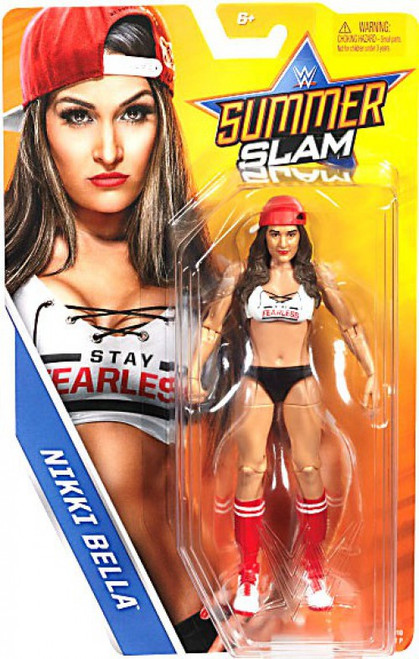WWE Wrestling Summer Slam 2017 Nikki Bella Action Figure