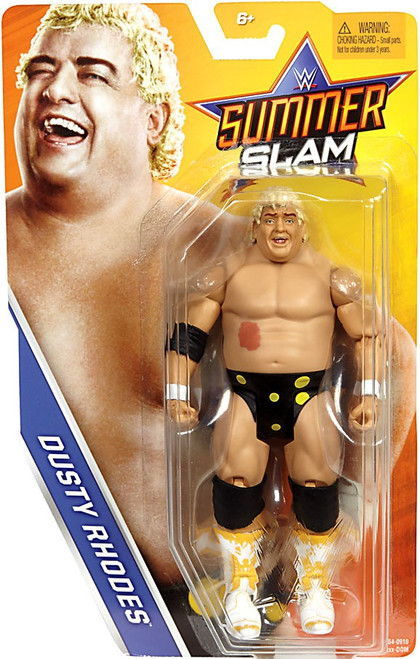 WWE Wrestling Summer Slam 2017 Dusty Rhodes Action Figure