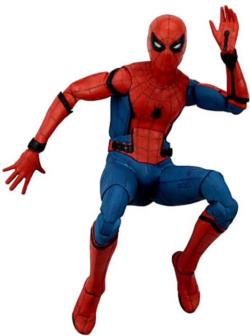 NECA Marvel Spider-Man: Homecoming Quarter Scale Spider-Man Action Figure