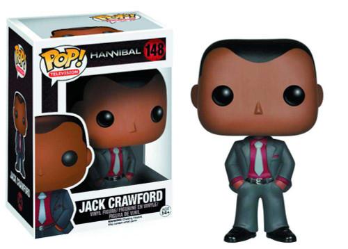 Funko Hannibal POP! TV Jack Crawford Vinyl Figure #148 [Damaged Package]