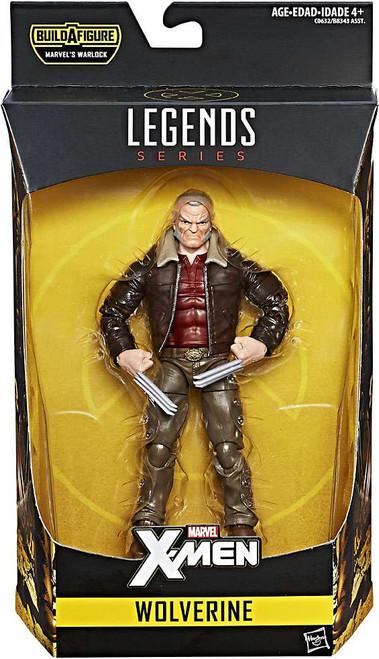 X-Men Marvel Legends Warlock Series Wolverine Action Figure [Damaged Package]