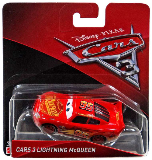 Disney / Pixar Cars Cars 3 Lightning McQueen Diecast Car [Checkout Lane]