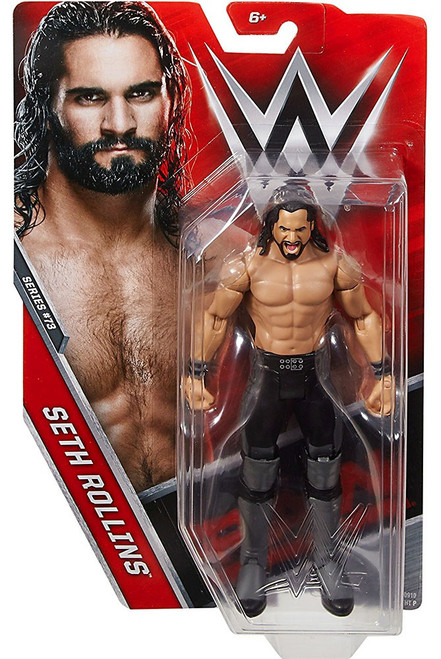 WWE Wrestling Series 73 Seth Rollins Action Figure