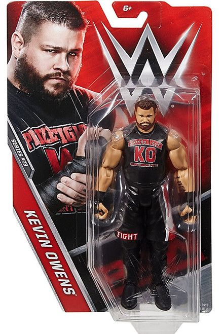 WWE Wrestling Series 73 Kevin Owens Action Figure