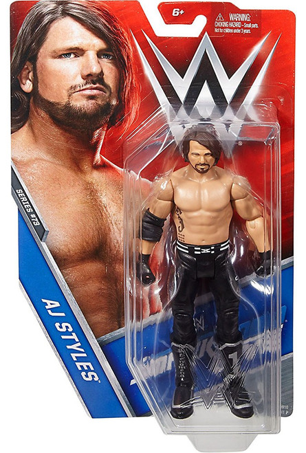 WWE Wrestling Series 73 AJ Styles Action Figure