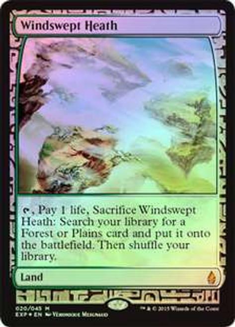 MtG Battle for Zendikar Mythic Rare Windswept Heath [Zendikar Expedition]