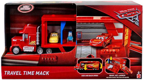 Disney / Pixar Cars Cars 3 Travel Time Mack Playset [with Luigi & Guido]
