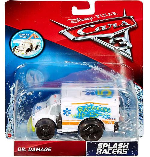 Disney / Pixar Cars Cars 3 Splash Racers Oversized Dr. Damage Bath Splashers