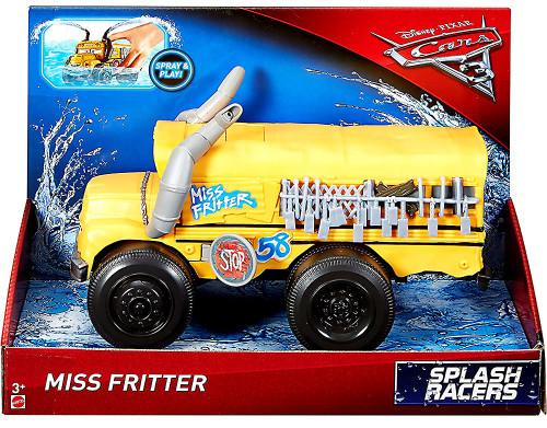 Disney / Pixar Cars Cars 3 Splash Racers Hero Miss Fritter Bath Splashers