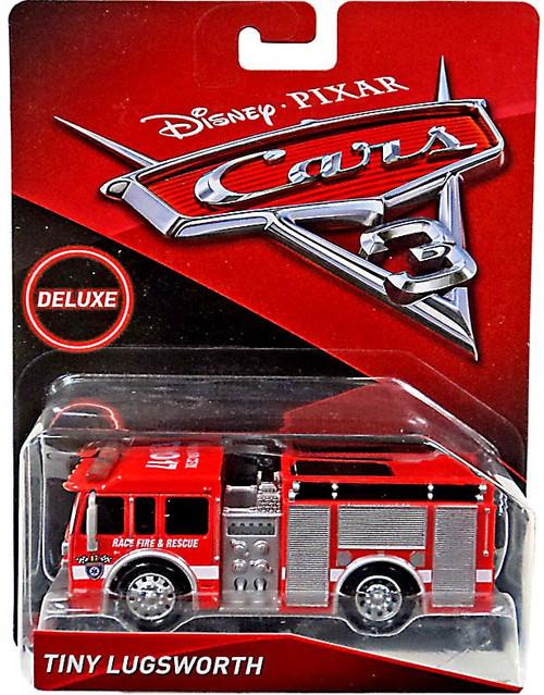 Disney / Pixar Cars Cars 3 Deluxe Oversized Tiny Lugsworth Diecast Car