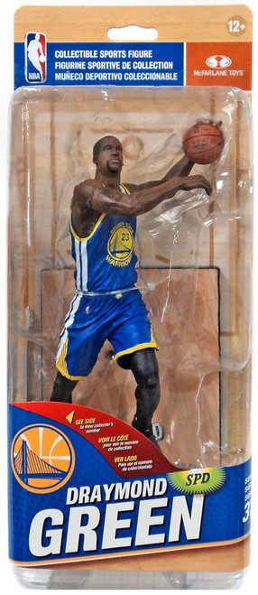 McFarlane Toys NBA Golden State Warriors Sports Picks Series 31 Draymond Green Action Figure