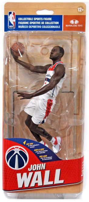 McFarlane Toys NBA Washington Wizards Sports Picks Series 31 John Wall Action Figure
