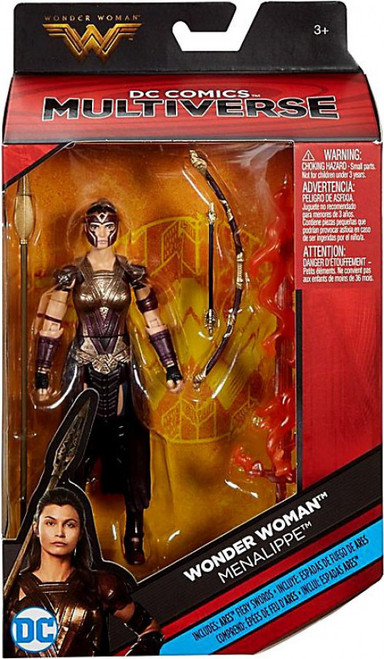 DC Wonder Woman Multiverse Ares Series Menalippe Action Figure