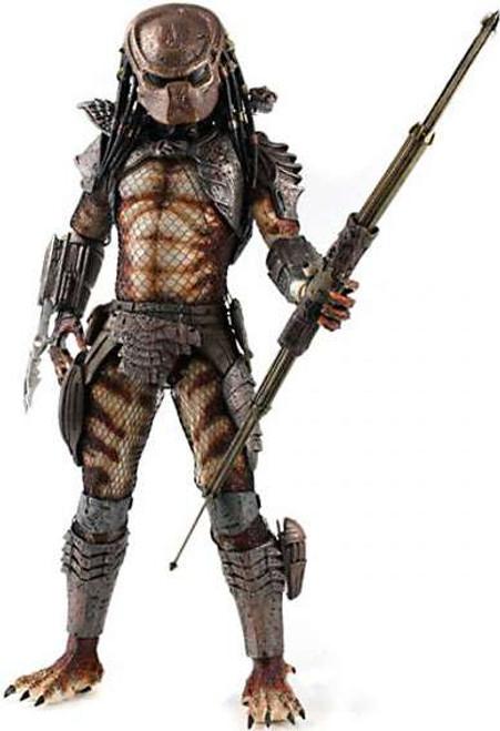 NECA Predator 2 Quarter Scale Masked City Hunter Predator Action Figure [Damaged Package]