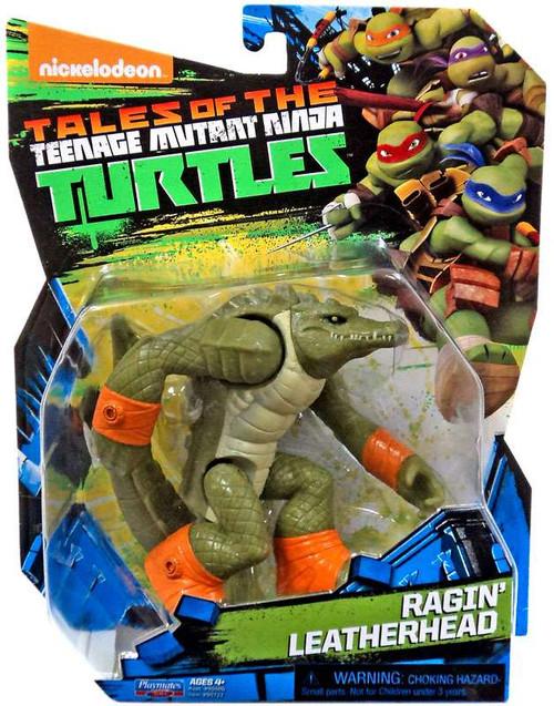 Teenage Mutant Ninja Turtles Tales of the TMNT Ragin' Leatherhead Action Figure
