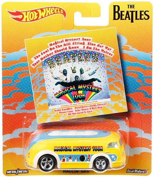 Hot Wheels The Beatles Magical Mystery Tour Die-Cast Car [Haulin' Gas]