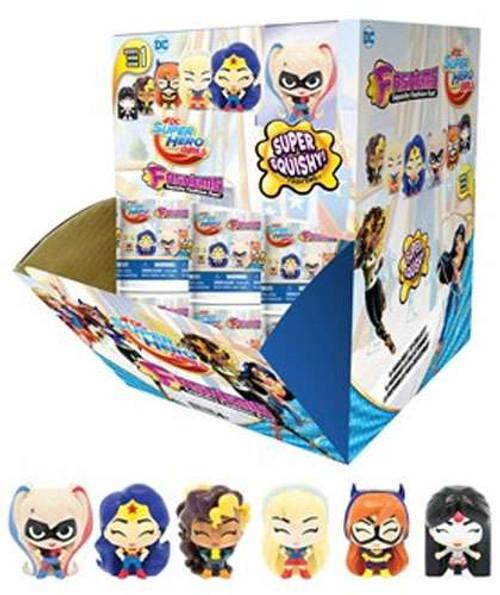 DC Super Heroes Girls Fash'Ems Series 1 Mystery Box [35 Packs]