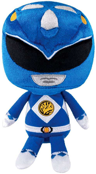 Funko Power Rangers Mighty Morphin Hero Blue Ranger Plush