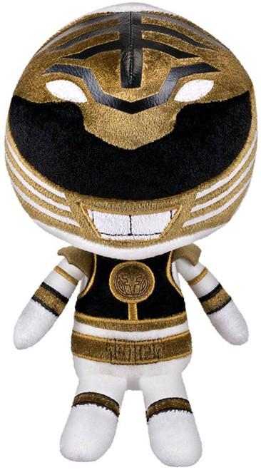 Funko Power Rangers Mighty Morphin Hero White Ranger Plush