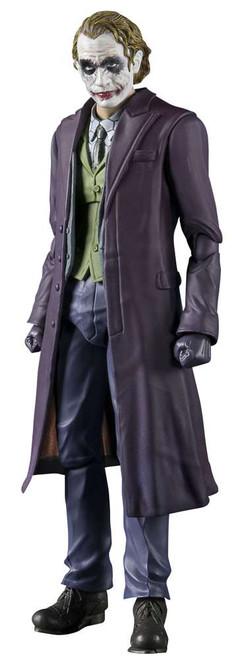DC The Dark Knight S.H. Figuarts Joker Action Figure [The Dark Knight]