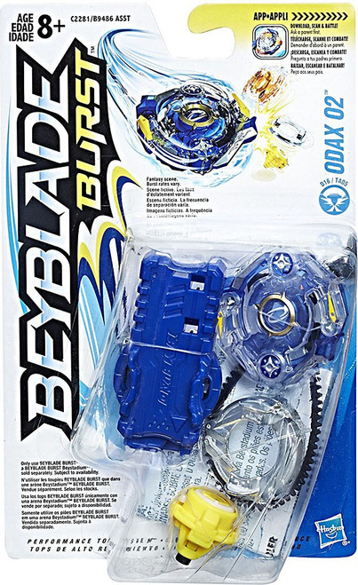 Beyblade Burst Odax O2 Starter Pack