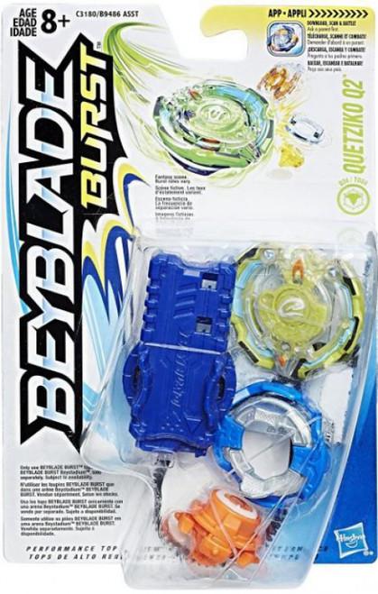 Beyblade Burst Quetziko Q2 Starter Pack