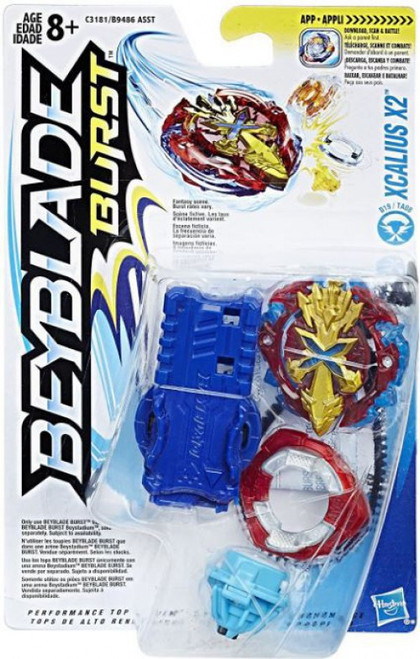 Beyblade Burst Xcalius X2 Starter Pack