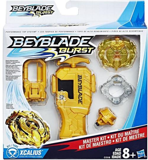 Beyblade Burst Xcalius Master Kit
