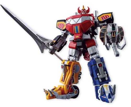 Power Rangers Shokugan Super Mini Pla Megazord 6-Inch Model Kit