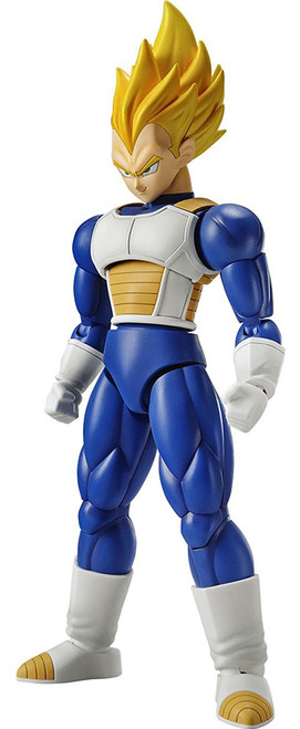 Dragon Ball Z Figure-rise Super Saiyan Vegeta Model Kit Figure