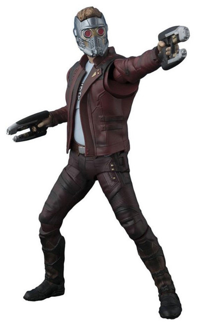 Marvel Guardians of the Galaxy Vol. 2 S.H. Figuarts Star-Lord Action Figure [Explosion]