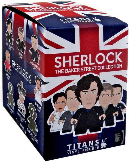 Sherlock 221B Baker Street Titans Collection Mystery Pack