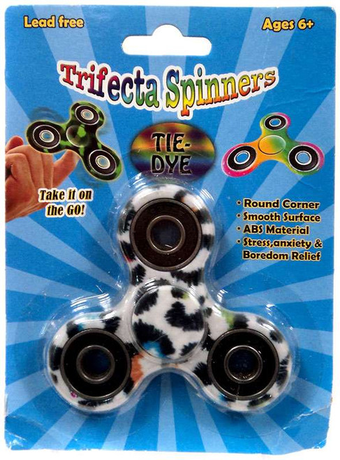 Trifecta Spinners Leopard Print Spinner