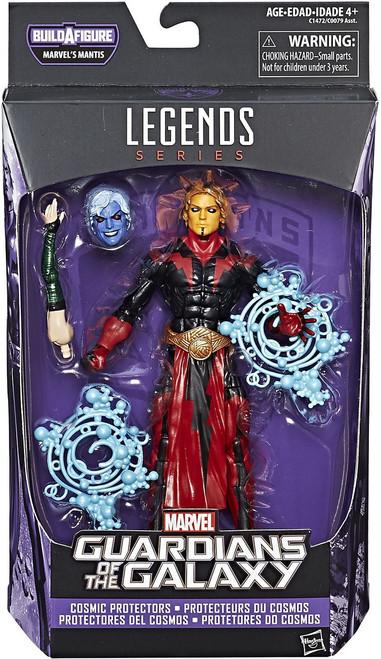 Guardians of the Galaxy Vol. 2 Marvel Legends Mantis Series Warlock Action Figure [Cosmic Protectors]