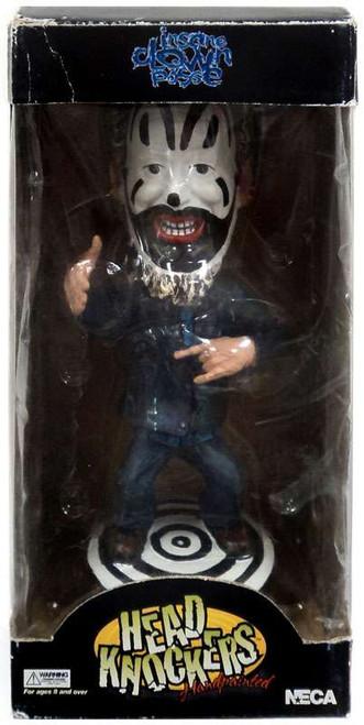 NECA Insane Clown Posse Head Knockers Violent J Bobble Head [Damaged Package]