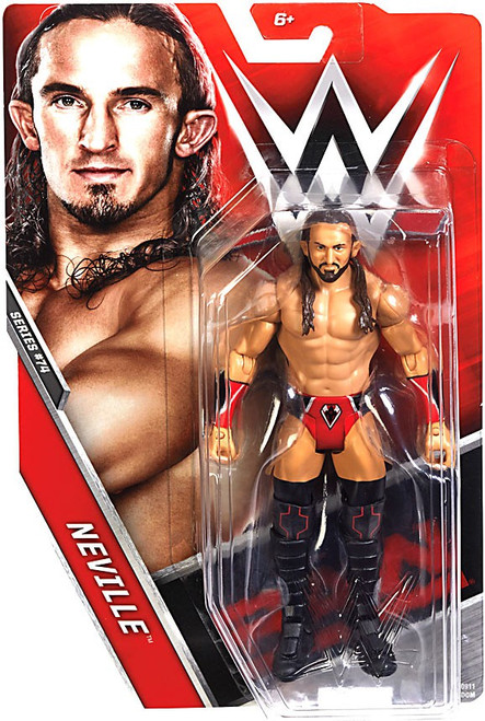 WWE Wrestling Series 74 Neville Action Figure
