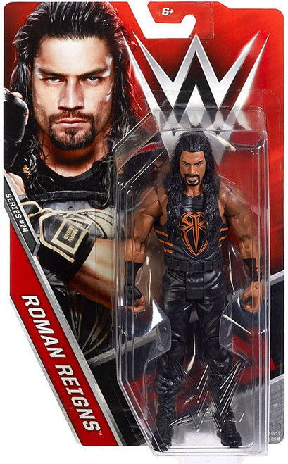 WWE Wrestling Series 74 Roman Reigns Action Figure