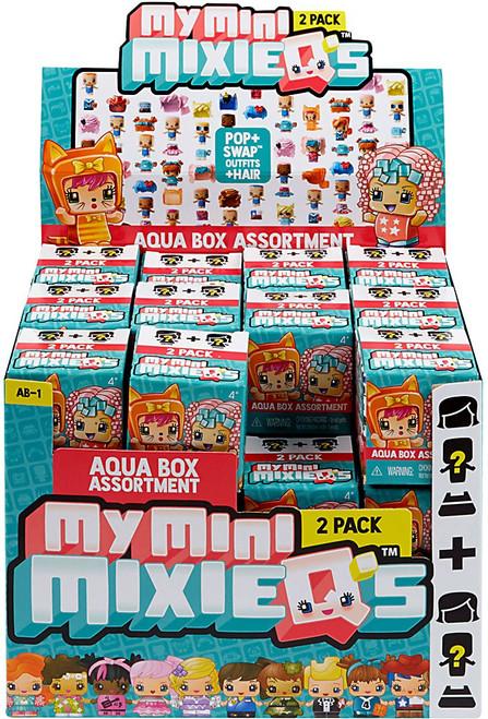 My Mini MixieQ's Aqua Series Mystery Box [36 Packs]