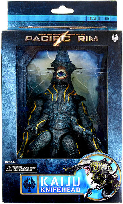 NECA Pacific Rim Kaiju Knifehead Exclusive Action Figure [Damaged Package, Mint Figures]