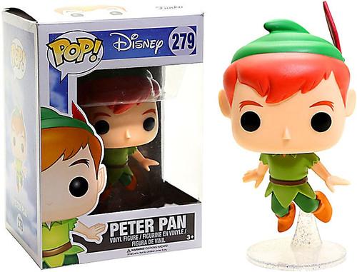 Funko POP! Disney Peter Pan Exclusive Vinyl Figure #279